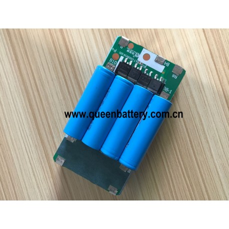 10s2p 36V5AH QB18650 36V5000mAh rechargeable e-balance scooter battery pack with BMS 15A