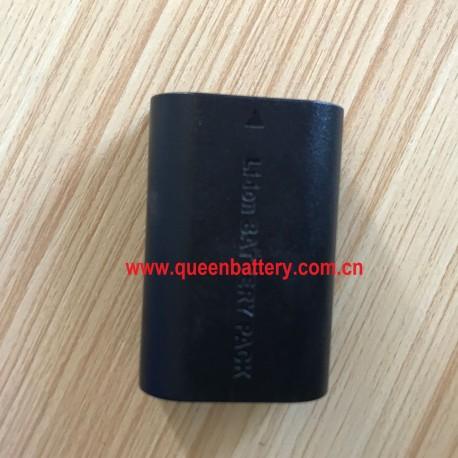 CONON LP-E6 camera battery led fill light monitor phone digital product rechargeable battery 2s1p 7.4V QB18500 1400mAh 1600mAh