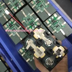 QB26650 QB 26650 6S1P 22.2V 22V  21.6V 5000mah loud speaker stereo speaker battery pack with PCB 8A-20A