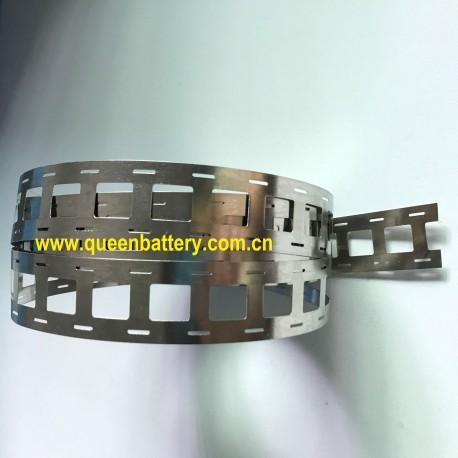 18650 forming nickel strip/nickel plating/nickel belt 2P 3P 4P 0.12/0.15x18.5mm 0.12/0.15x20.25mm