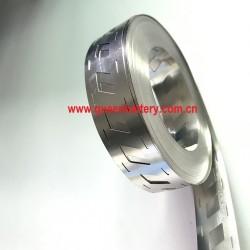 21700 0.15/0.2x21.5/22.7mm 2P 3P 4P nickel plating forming nickel belt nickel strip diagonal /dislocation  nickel sheets