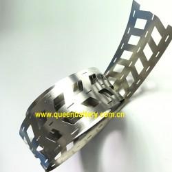 diagonal /dislocation 21700 2P 3P 4P 0.15/0.2x21.5/22.7mm nickel plating forming nickel belt nickel strip nickel sheets