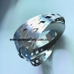 18650 diagonal /dislocation nickel strip forming nickel belt nickel strip 2P 3P 4P /pure nickel 0.15/0.2x18.5/19.5mm