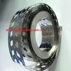 18650  2P 3P 4P diagonal /dislocation nickel strip forming nickel belt nickel strip/pure nickel 0.15/0.2x18.5/19.5mm
