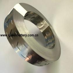2P 3P 4P diagonal /dislocation 18650 nickel strip forming nickel belt nickel strip/pure nickel 0.15/0.2x19.5/18.5mm
