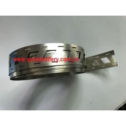 2P 3P 4P 21700 0.15/0.2x21.5/22.7mm nickel plating forming nickel belt nickel strip diagonal /dislocation nickel sheets