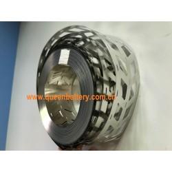 21700 nickel strip diagonal /dislocation 2P 3P 4P  0.15/0.2x21.5/22.7mm nickel plating forming nickel belt nickel strip
