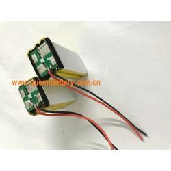 083060 11.1v 10.8v 1800mah 803060 rechargeable digital camera battery pack