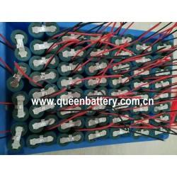 3.6V 1S2P 21700 SAMSUNG 50E 50G M50T INR21700-50E INR21700-50G LED battery pack 10AH 10000mAh w/PCB/PCM(5A)