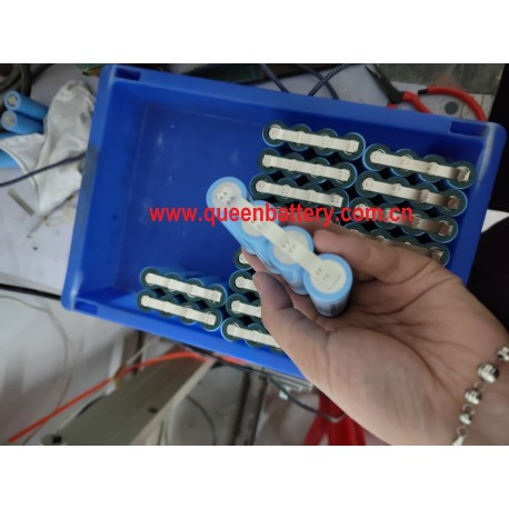 18650 QB18650 QB 1S4P 3.7V 4.2V 10AH 10.4AH 12AH 12.8AH 13AH 14AH battery pack led light emergency light headlamp loudspeaker