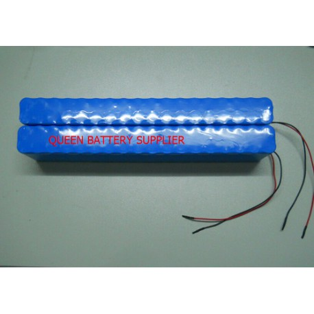 66.6V 18S2P 4400mah 5200mah 6000mah 6200mah 6400mah 6800mah 7000MAH 18650 for panasonic lg 18650 battery pack