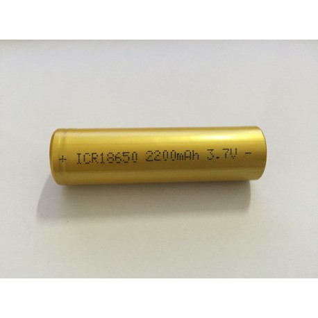 kingkong 18650 2200mAh li-ion battery cell 3.7V