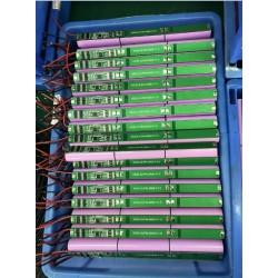 3S1P 2600mah 3000mah 3400mah 500mah 11.1V 18650 SANYO GA panasonic lg 18650 battery pack