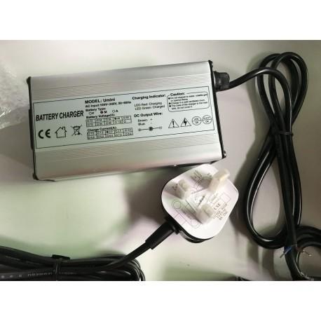48V2A aluminum charger