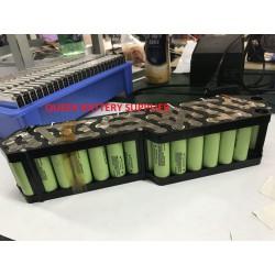 10S5P 36V14.5AH 18650 PF PANASONIC NCR18650PF BATTERY PACK