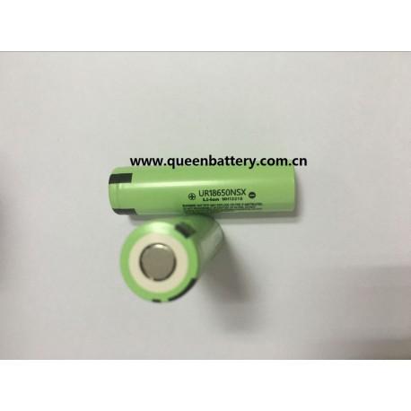 PANASONIC 18650 UR18650NSX 2600mAh 20A battery cell 3.6V