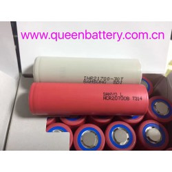 Samsung 30T  21700  INR21700-30T 35A 3000mAh 21700 battery cell 3.7V