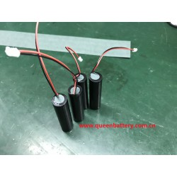 1s1p QB 18650 QB18650 2600mah battery pack with pcb 3.7v