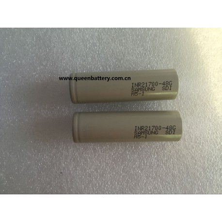 SAMSUNG INR21700-48G 21700 battery cell 4800mah 3.7V battery cell