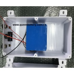 QB18650 6S5P 22.2V 13AH l-ion rechargeable battery pack with PCB