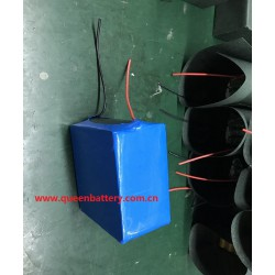 QB18650 6s7p rechargeable battery pack 22.2V 18.2Ah  with pcb
