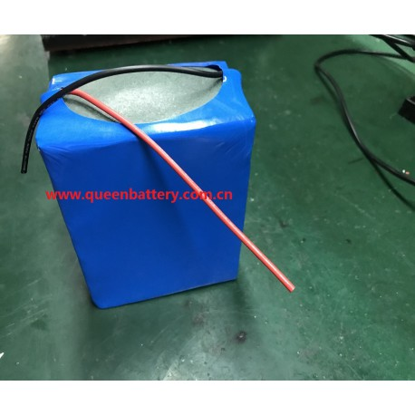 18660 lithium battery pack 7s6p 25.9V21AH with BMS(10-20A)