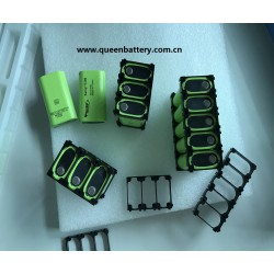 BOSTON POWER 5300mah green  swing 3.7V 193865 with holders 3p 5p