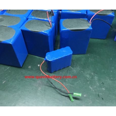 2s5p 7.2V 7.4V15Ah 18650 samsung 30q battery pack with PCB
