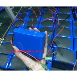 18.5V 18V 5S2P 6000mAh 7000mAh 18650 sanyo GA  li-ion battery pack with pcb