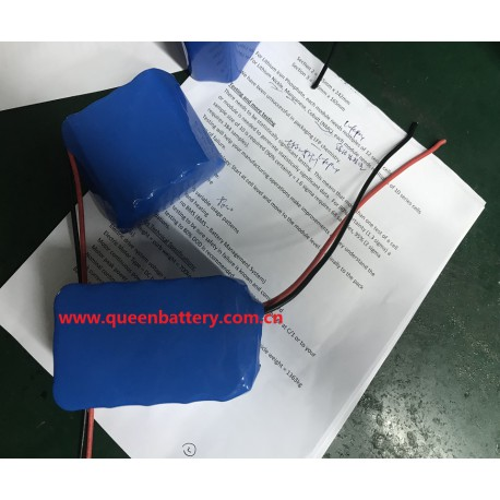 18.5V 18V 8AH 9AH 10A 11AH 18650 5s3p 18650 lithium battery pack with PCB