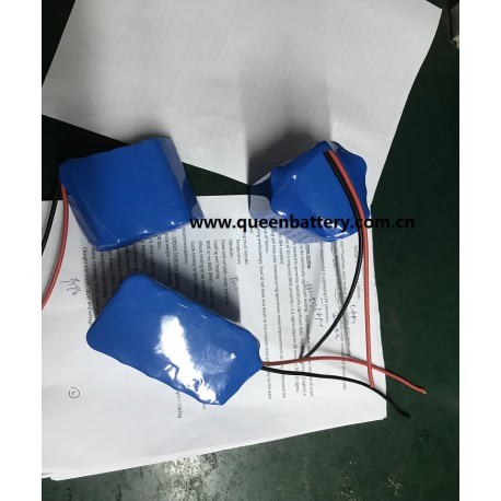 3s4p 18650  rechargeable li-ion battery pack with pcb(8-12A) 10.8V 11.1V 10AH 12AH 13AH 14AH