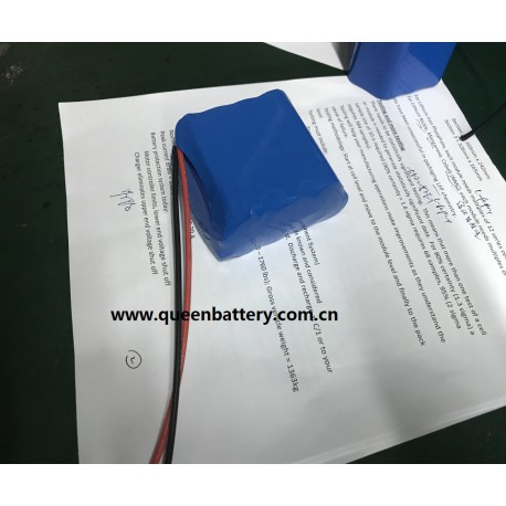 1s7p 18650 3.6v 3.7v 21Ah 23Ah 24Ah battery pack with pcb(8-16A)