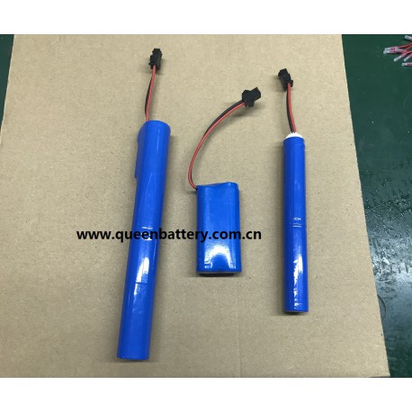 14500 SONY US14500VR2 2S1P 7.2V 7.4V battery pack 680mAh  with PCB (2-5A) with aircraft connector