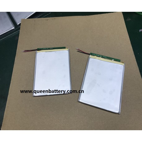 li-polymer battery cell 307090 3000mah with PCB(3-8A) 1s1p li-o battery pack 3.7v