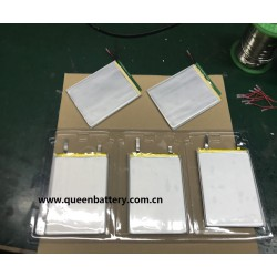 307090 LI-PO BATTERY CELL 3000mAh 3.7V