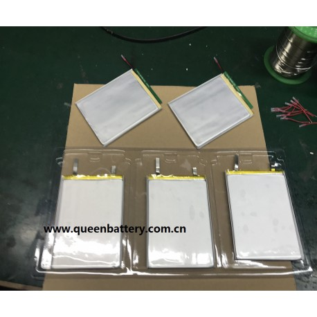 307090 LI-PO BATTERY CELL 3000mAh 3.7V