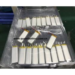 481850 LI-PO rechargeable battery cell 3.7V 500mAh
