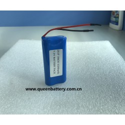 18650 2S1P 7.V PANASONIC BM NCR18650BM battery pack 7.2V with PCB (1-2A)