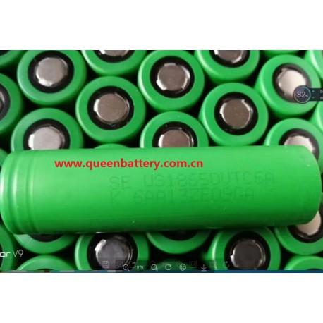 SONY VTC6A US18650VTC6A 3000mA 30A battery cell