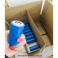 QB32650 LIFEPO4 32650 battery cell 3.3V 5000mAh 15A