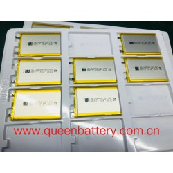 QB606090 606090 li-po rechargeable li-polymer battery cell 3.7V 5000mah