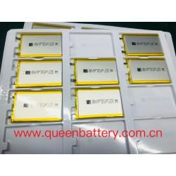 QB606090 606090 li-po rechargeable li-polymer battery cell 3.7V 5000mah