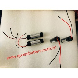 1s1p 18650 samsung 2600mah IC18650-26F 3.7V with pcb(2-3A) with lead wires