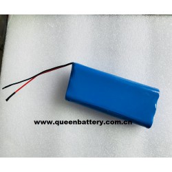 3S2P 18650 SAMSUNG 29E BATTERY PACK WITH PCB(20A) with TEFLON LEAD WIRES