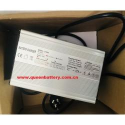 60V8A aluminum charger