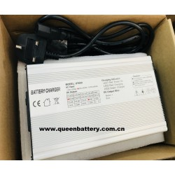 50.4V10A aluminum battery charger