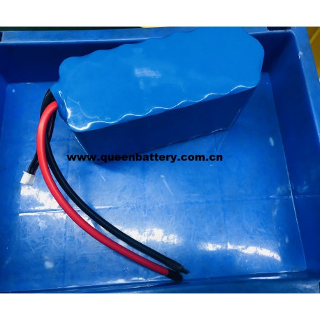 3s7p 21700 samsung 48g inr21700-48g battery pack 11.1V33.6Ah with JST balancer cable