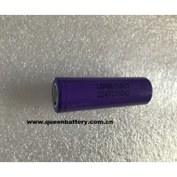 LG E1 18650 ICR18650E1 3200mAh  3.7V battery cell