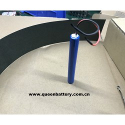 QB14500 2S1P BATTERY PACK QB 14500 7.2V 7.4V 800mAh with pcb(1.5A-3.5A) for e-curtain