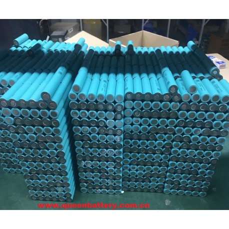 13s7p li-ion 18650 e-bike battery pack 48V14AH 48V15AH with BMS(20-40A)